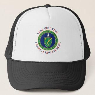 Department of Energy DOE VVV Shield Trucker Hat