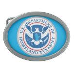 Department of Homeland Tyranny Belt Buckle