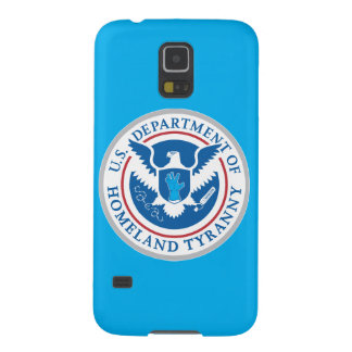 Department of Homeland Tyranny Cases For Galaxy S5