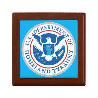 Department of Homeland Tyranny Gift Box