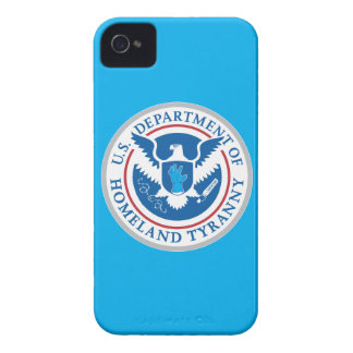 Department of Homeland Tyranny iPhone 4 Cover