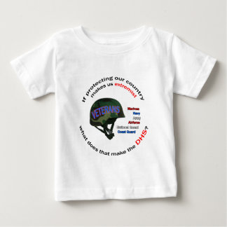 Department of Homland Senility Baby T-Shirt
