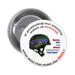 Department of Homland Senility Pinback Buttons