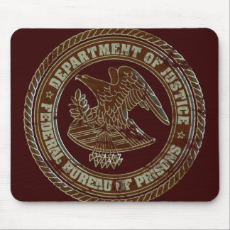Department of Justice | Cool Gifts Mouse Pad