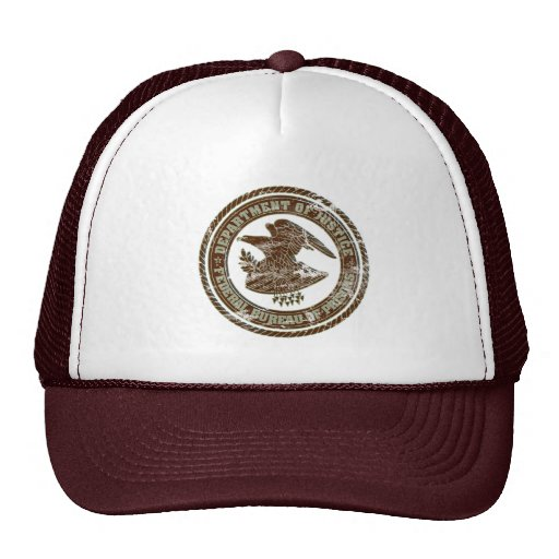 Department of Justice - Hat