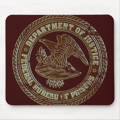 Department of Justice - Mousepad