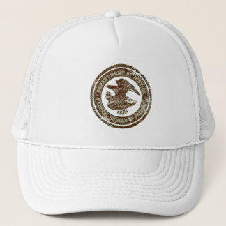 Department of Justice Trucker Hat