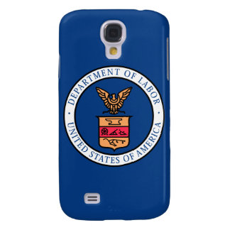 Department of Labor Galaxy S4 Case