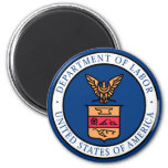 Department of Labor Magnet