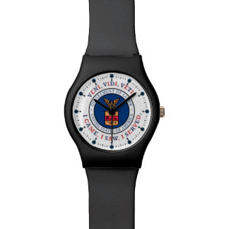 DEPARTMENT OF LABOR VVV Shield Wrist Watch
