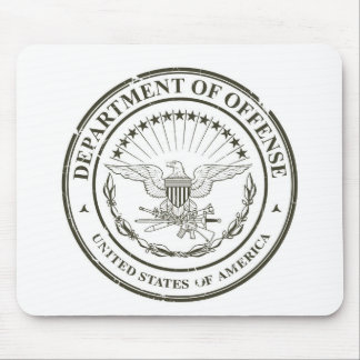 Department of Offense Mouse Pad