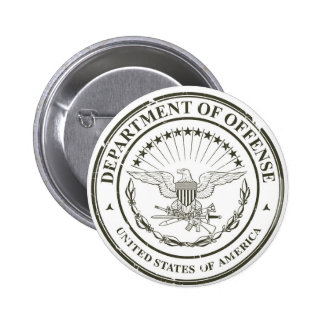 Department of Offense Pins