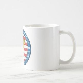 Department of Pizza Coffee Mug