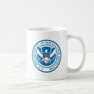 Department of Socialized Medicine Classic White Coffee Mug
