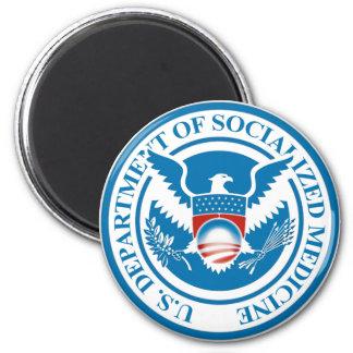 Department of Socialized Medicine Magnet