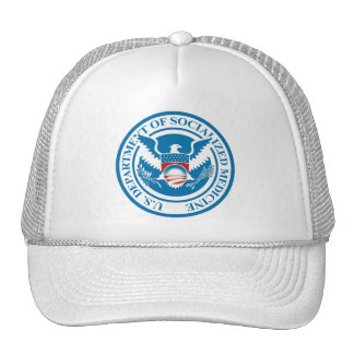 Department of Socialized Medicine Trucker Hat