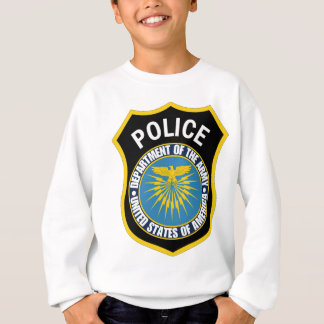 Department of the Army Police Sweatshirt
