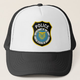 Department of the Army Police Trucker Hat