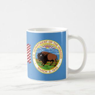 Department of the Interior Coffee Mug