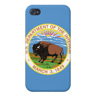 Department of the Interior Cover For iPhone 4