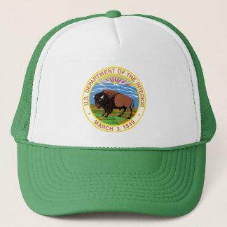 Department of the Interior Trucker Hat