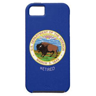 Department Of The Interior Vibe iPhone 5 Case