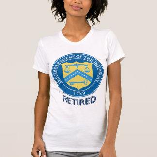 Department of the Treasury Retired Shirt