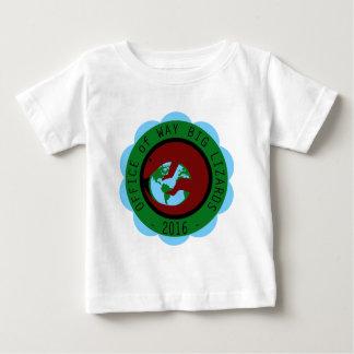 Department of Way Big Lizards Baby T-Shirt