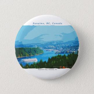 Departure Bay, Nanaimo, BC Button