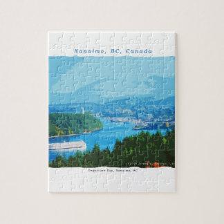 Departure Bay, Nanaimo, BC Jigsaw Puzzle