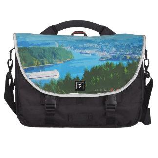 Departure Bay, Nanaimo, BC Laptop Computer Bag