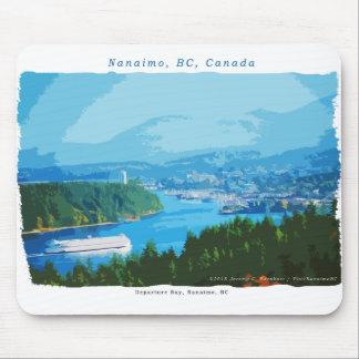 Departure Bay, Nanaimo, BC Mouse Pad