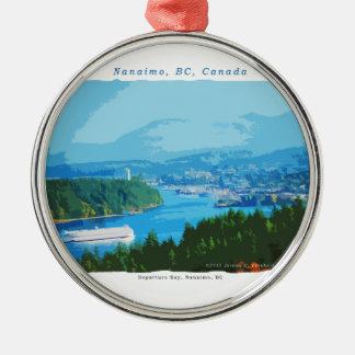 Departure Bay, Nanaimo, BC Christmas Tree Ornaments