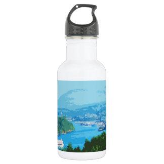 Departure Bay, Nanaimo, BC Water Bottle