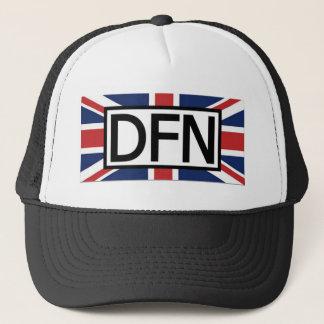Departure From Normal Trucker Hat