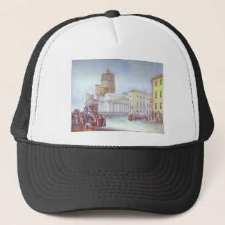 Departure of an Omnibus from St. Isaac's Square Trucker Hat