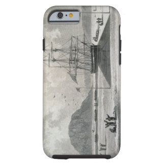 Departure of the boats from Hecla Cove, June 21, 1 Tough iPhone 6 Case