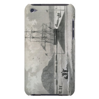 Departure of the boats from Hecla Cove, June 21, 1 Barely There iPod Covers