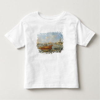 Departure of the 'Bucentaur' for the Lido Toddler T-shirt