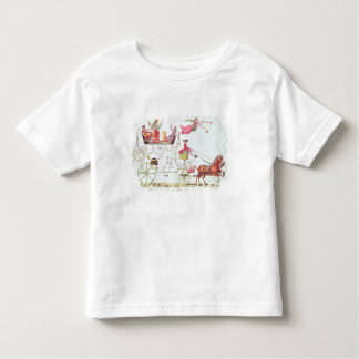 Departure of the Three Orders for Versailles Toddler T-shirt