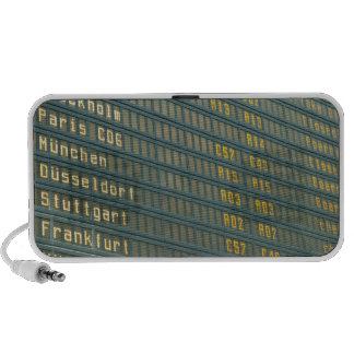 Departures and Arrivals Travel Speakers