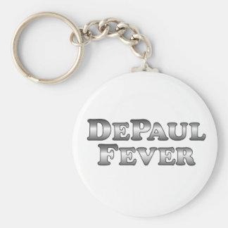 DePaul Fever - Basic Key Chain