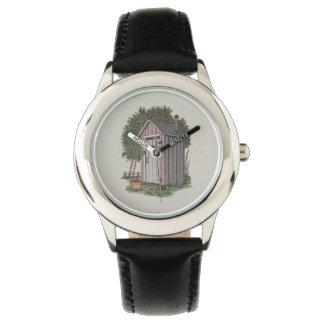 Dependencia del manzanar relojes de pulsera