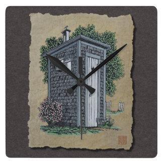 Dependencia del vintage relojes de pared