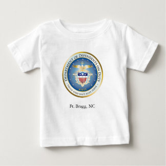 Dependents on Duty Seal Baby T-Shirt