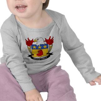 Depew Family Crest Shirts