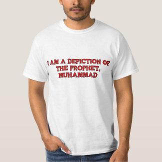 Depiction of Muhammad T-Shirt