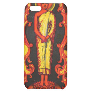 Depiction of Standing Buddha iPhone 5C Cover