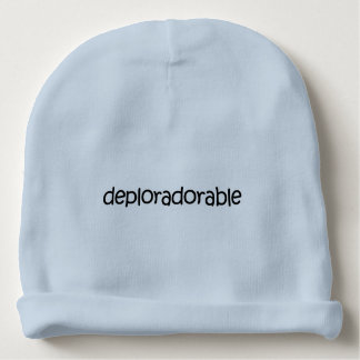 Deplorable + Adorable? Deploradorable! Knit Hat