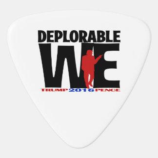 Deplorable Guitar Pic Guitar Pick